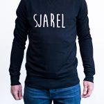 sweater sjarel man zwart