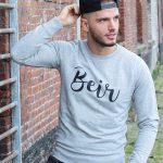 Beir sweater opschrift online-kopen