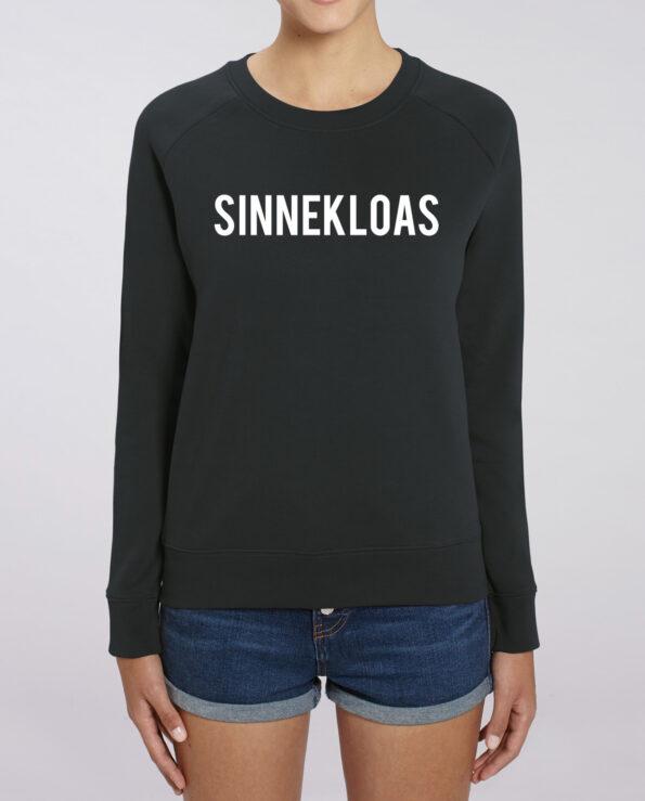 sweater opschrift sint-niklaas