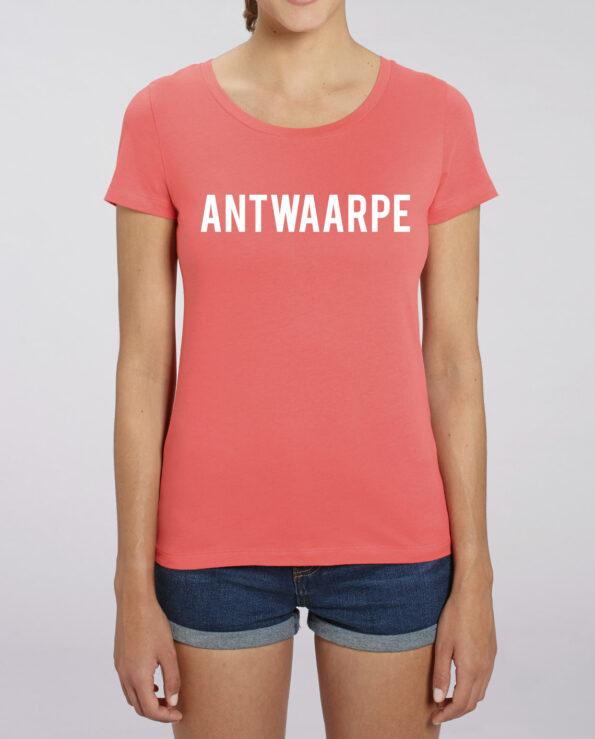 t-shirt opschrift antwerpen