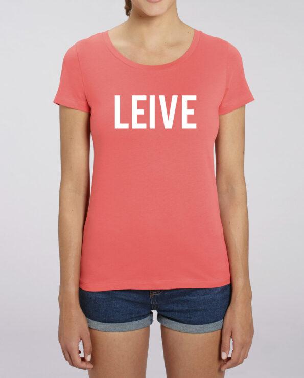 t-shirt opschrift leuven