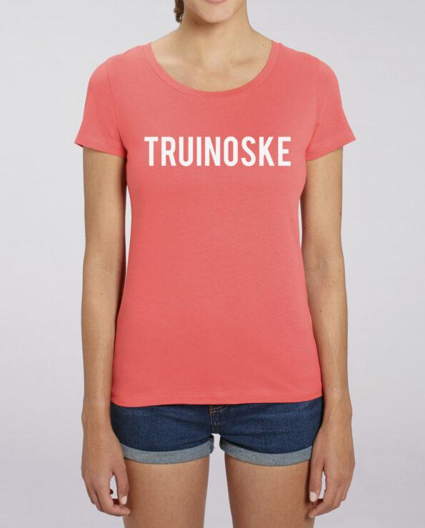 t-shirt opschrift sint-truiden