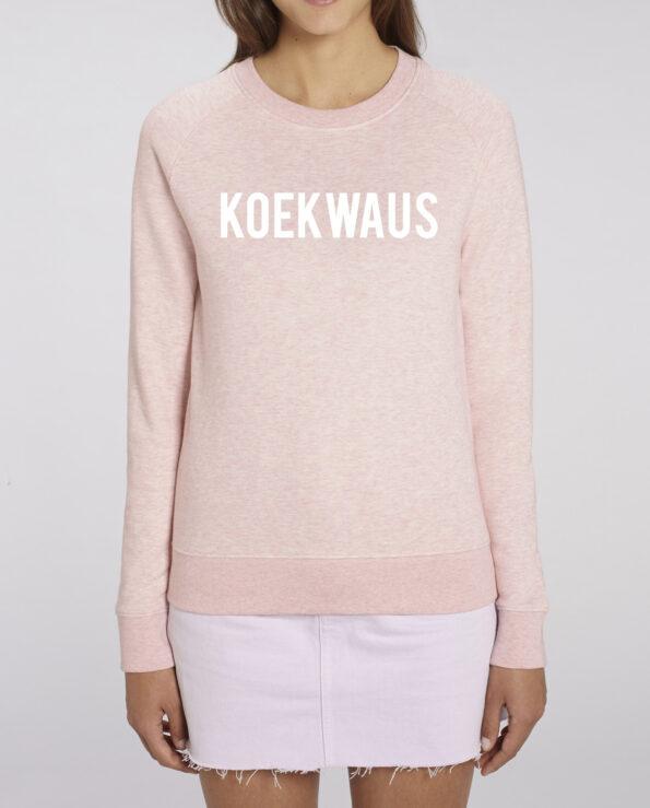 koekwaus sweater online bestellen