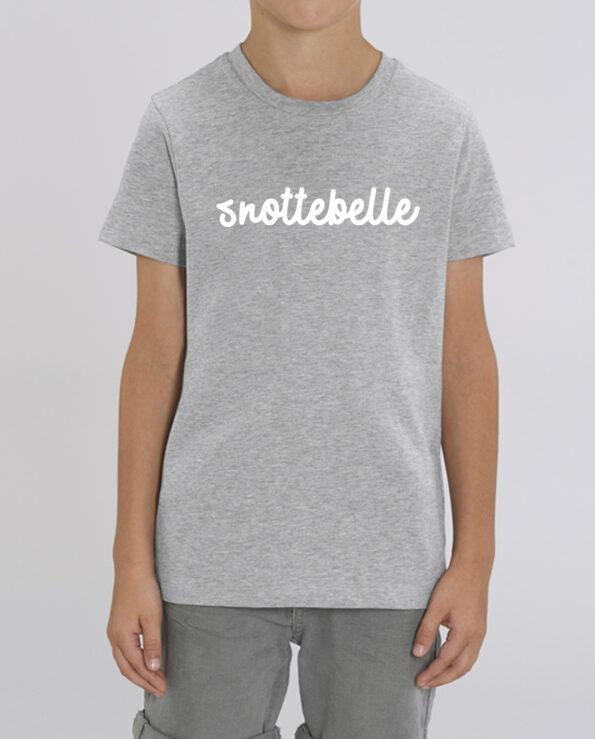 snottebelle t-shirt bestellen