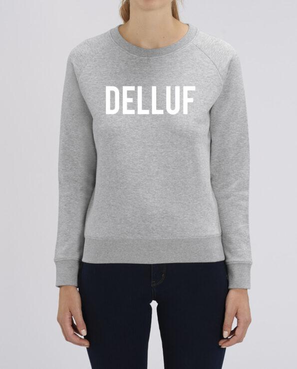 sweater opschrift delft