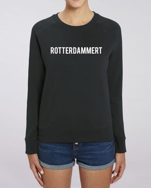 sweater opschrift rotterdam