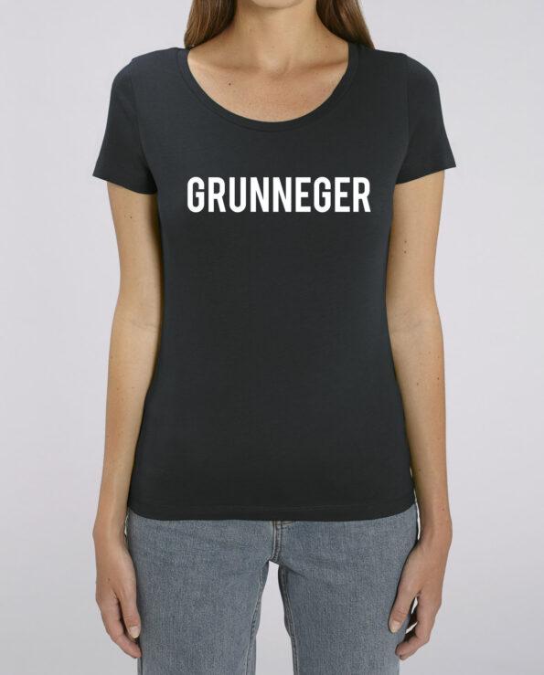 t-shirt opschrift groningen