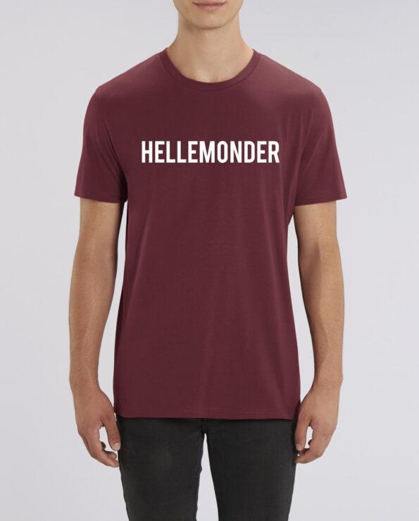 t-shirt opschrift helmond