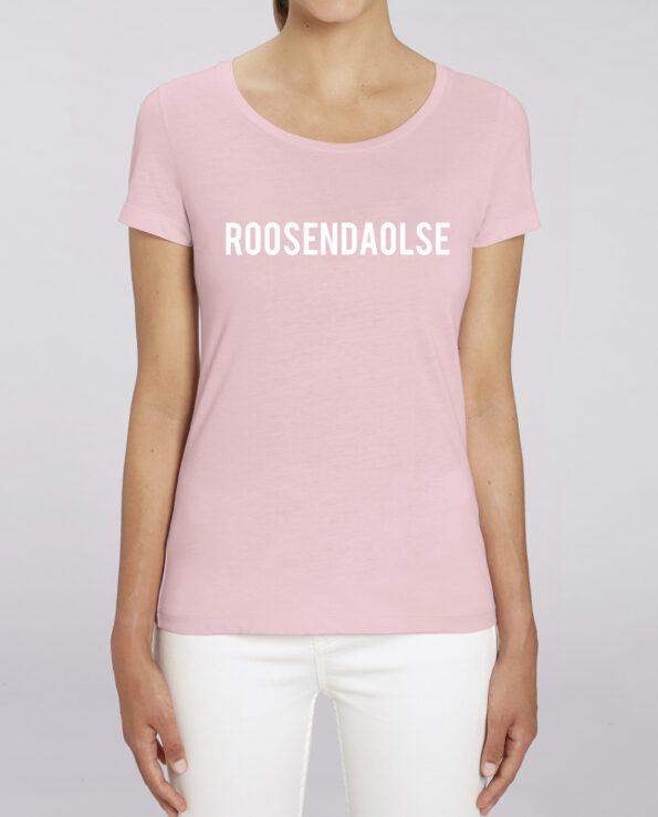 t-shirt opschrift roosendaal